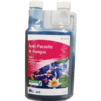 NT Labs Eradick Anti-Parasite & Fungus 250ml 500ml 1000ml Pond Treatment